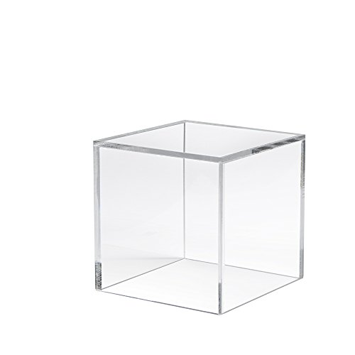 Econoco FF/DC0610 Small Display Cube, 6'' Length x 6'' Width x 6'' Depth (Pack of 12) by Econoco