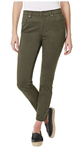 Green Ankle Pants - 5