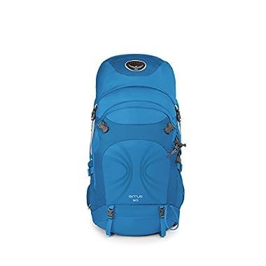 Osprey Women's Sirrus 50 Backpacks, Summit Blue, Small/Medium