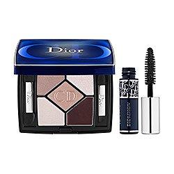 DIOR EYE ESSENTIALS 5-Colour Designer Eyeshadow &Diorshow Mini Mascara -Nordstrom Exclusive . (Mascara Mini Dior)