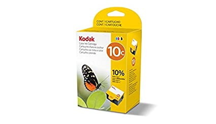 amazon com kodak 10c ink cartridge color 1 year limited