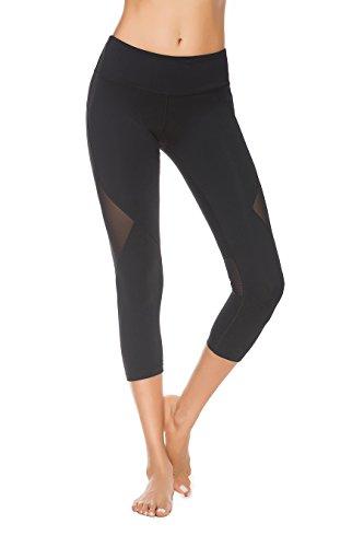 Womens Exercise Legging Spandex Activewear