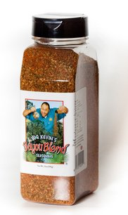 21 Oz Big Mouth (Big Kevin's Bayou Blend Seasoning From New Orleans, 21 Oz)
