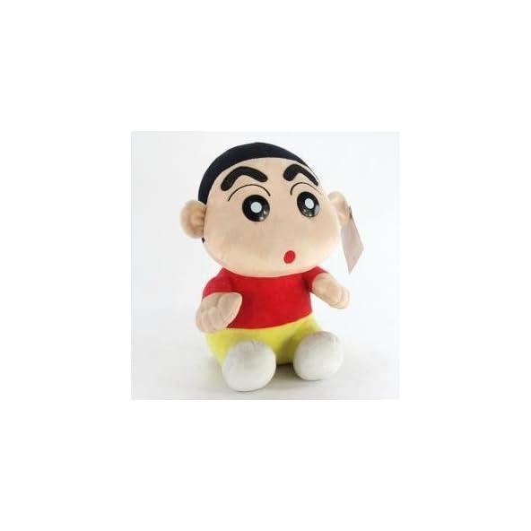 Bond and Emotion Soft Toy Classic Multi Color Shinchan (40-Centimetre)