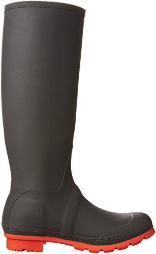 amp; Boots Kamik Jennifer Rain Women's Coral Charcoal qwtXwxF6r