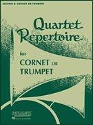 Quartet Repertoire For Cornet Or Trumpet 4th