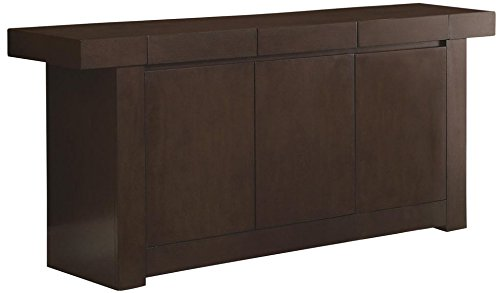 Coaster Home Furnishings Coaster 103105 Casual Server, (Ash China Cabinet)
