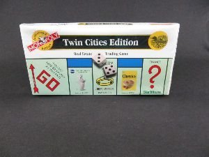 Twin Cities Monopoly