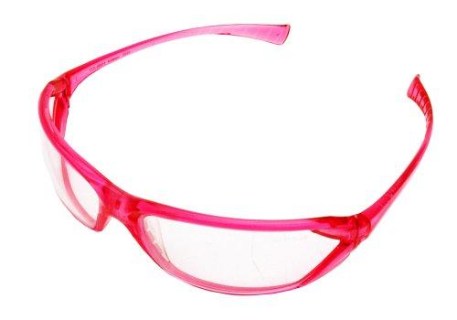 Gateway Metro Clear Lens Pink Frame Safety Glasses Z87 23PK8