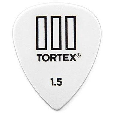 Dunlop Tortex III Guitar Picks 1.5mm 12 pack
