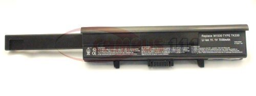 Extended Life [7800mAh 11.1V 9cells] High Capacity Laptop Battery for Dell XPS M1530 series, fits 312-0660 312-0662 312-0663 451-10528 RU030 TK330 XT828 XT832 (Battery For Dell Xps M1530 compare prices)