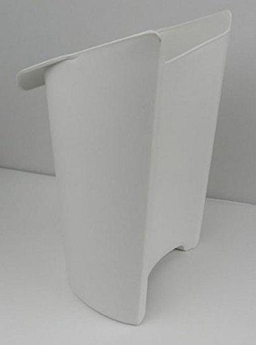 Ariete caja restos pulpa scarti Licuadora Centrika Metal 173 0173 ...