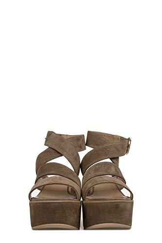 Sace206 Mujer Zapatos Fabio Rusconi Gamuza Marrón 85SwTwEqnz