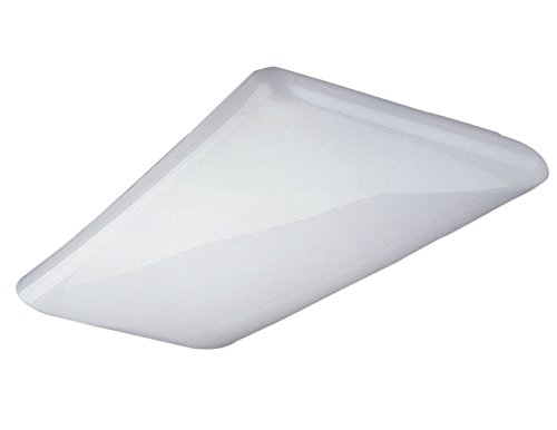NICOR Lighting 51.5-Inch High-Output 5000K Dimmable LED Decorative Cloud Ceiling Fixture (CCW-10-4H-UNV-50K) Cloud Fixture