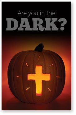 Are You In The Dark? (Packet of 100, KJV) -