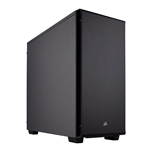 - CORSAIR Carbide 270R Mid-Tower Case, Solid Panel