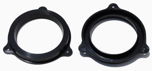 reamtop-nissan-infiniti-65-inch-black-plastic-speaker-adapter-bracket-ring