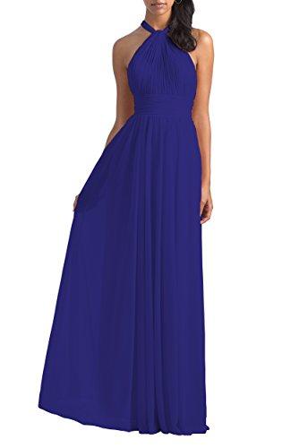 Blue 2 Prom Dress - 4
