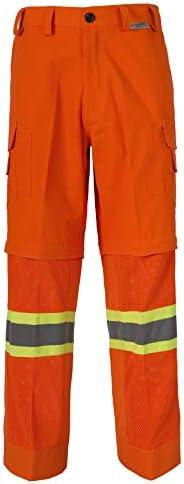 COOLWORKS Hi-Vis Ventilated Pants Orange