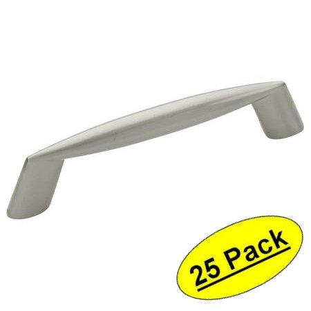 Amerock BP52993-G10 Satin Nickel Cabinet Hardware Pull - 3-3/4