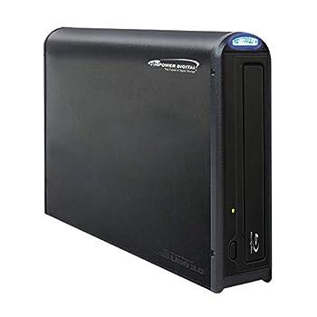 Image of Vinpower Digital Inc. USB 3.0/2.0 External Blu-Ray BD DVD CD Burner/Writer Optical Drives (14700365 VINEXT3BDBNR) CD & DVD Drives