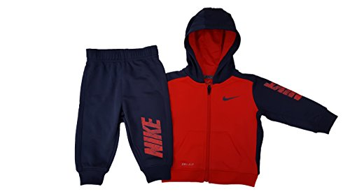 Nike Jordan Baby Boy's Two-Piece Fleece Hoodie & - Nike Jordan For Baby Boys