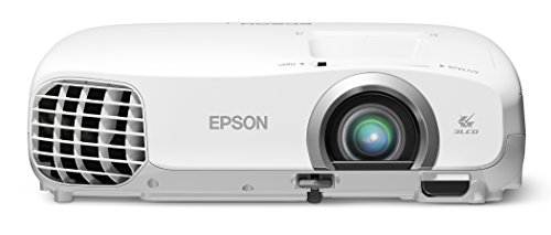 Epson Powerlite HC2030 Home Cinema 2030 2D/3D 1080p 3LCD Projector (Certified Refurbished)