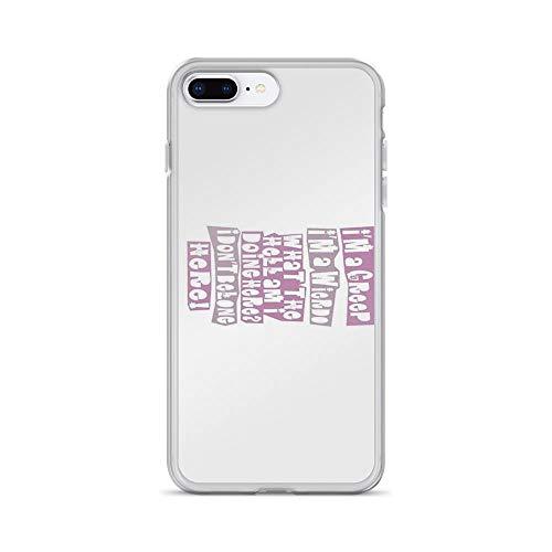 iPhone 7 Plus/iPhone 8 Plus Case Cases Clear