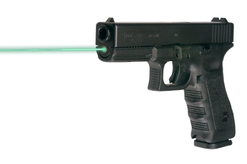 Guide Rod Laser (Green) For use on Glock 17/22/31/37 (Gen 1-3)