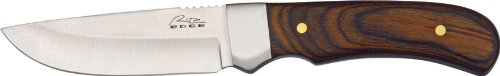 SZCO SUPPLIES 210828 Rite Edge Cougar Hunting Knife, Outdoor Stuffs