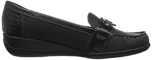 Mocassino Donna Wendi Natural Wendi Flat Black