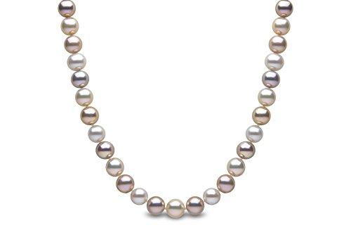 Kimura Pearls - Bracelet - Or blanc - Perle - 46.0 cm - FMNR9018-w