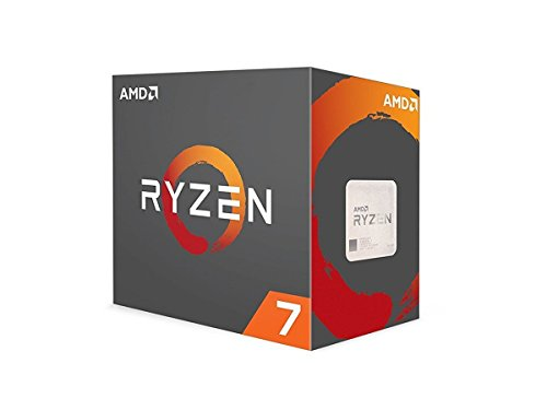 AMD Ryzen 7 1700X Processor (YD170XBCAEWOF) by AMD