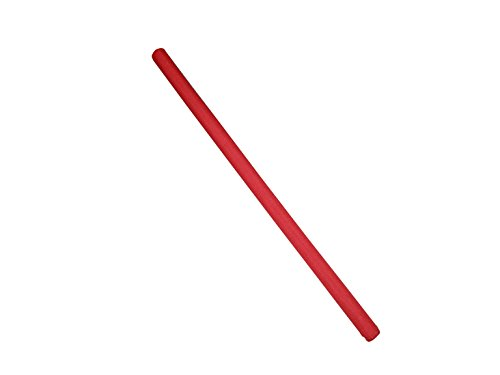 """RED Covered Foam Practice Escrima Kali Arnis 26"""" Padded Sparring Fighting Stick"""
