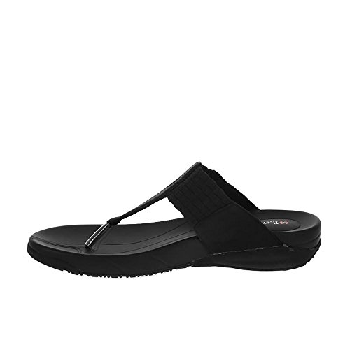 Heavenly Feet Sandalias De Greta Negro Negro