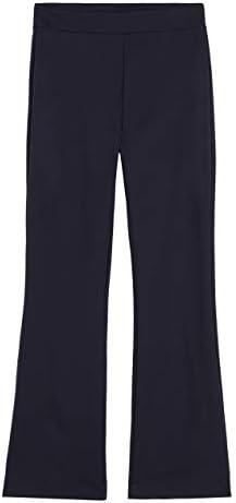 CALZEDONIA - Mini leggins patas de elefante para mujer Bleu ...