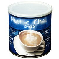Mystic Chai Spiced Tea - 6 - 2 lb cans by Mystic