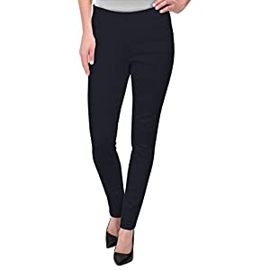 HyBrid & Company Women Super Comfy Stretch Pull-On Business Millennium Pants