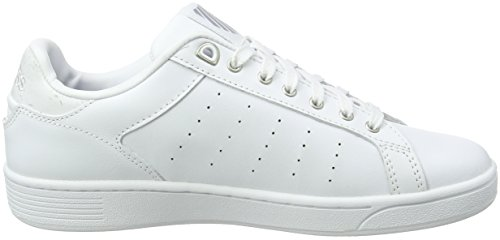 Court Sneakers Marble Swiss Clean K White Women's Gray Top White Low CMF qw4f6xpt