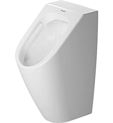Duravit 2809300092 - Urinal ME by STARCK rimless, white concealed inlet, USA