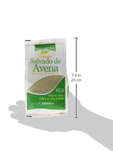 Hijas Del Sol Bio Salvado De Avena - 350 gr: Amazon.es: Alimentación y bebidas
