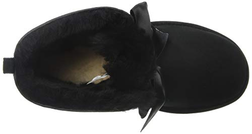 W Gita Ugg Mini 1098360 Seal Black Bow S8Fxdqw
