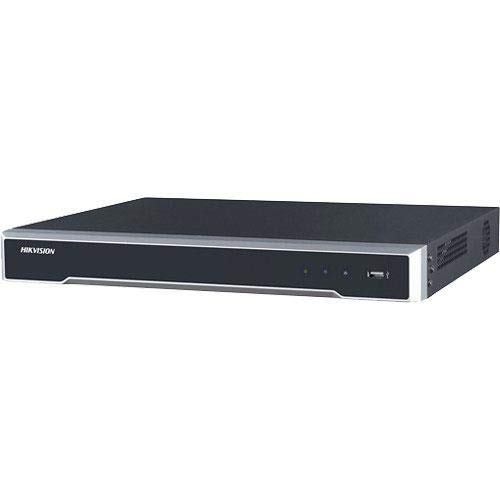 Hikvision DS-7600NI-Q2/P Series NVR - Network Video Recorder - MPEG-4, H.264+, H.264, H.265, H.265+ Formats - 1 Audio in - 1 Audio Out - 1 VGA Out - HDMI - TAA Compliant - TAA Compliance (Store P&h)