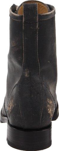 Boot Veronica Women's Frye Stone Black Combat Washed wTgcO1