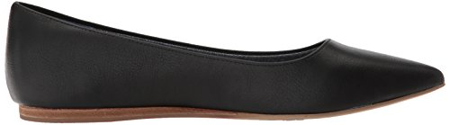 Dr. Scholl's Shoes Women's Leader Ballet Flat Black Smooth buy cheap new rgx5mTH2l