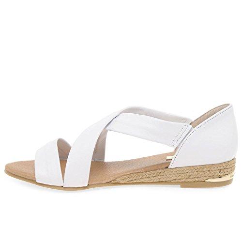 Pinaz Espadrillas blanco White Ladies Zara rqpwEZxrIn