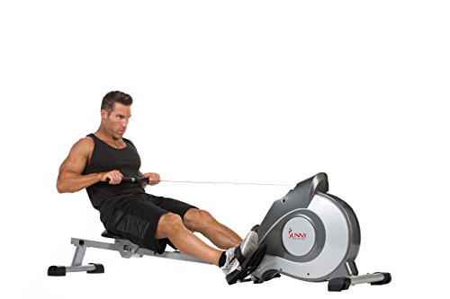 Sunny Health Fitness SF RW5515 Magnetic Rowing (Large Image)