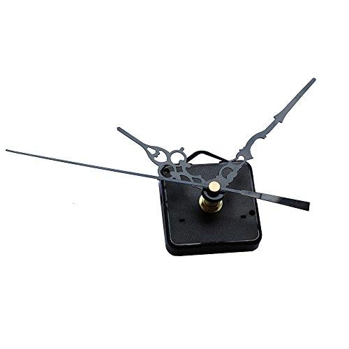 DIY Quartz Clock Movement Mechanism Hands Wall Repair Tool Parts Silent Kit Set