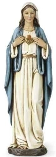 Collection Romana (Renaissance Collection Joseph's Studio by Roman Exclusive Immaculate Heart of Mary Figurine, 10-Inch)