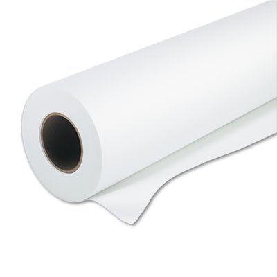 HP Q6627A Designjet Inkjet Large Format Paper, 55 lbs., 36 in. x 100 ft, White by HP